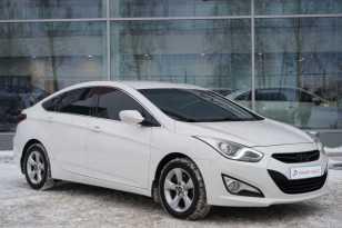 Чебоксары Hyundai i40 2013