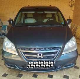 Грозный Honda Odyssey 2006