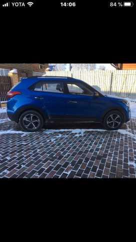 Барнаул Hyundai Creta 2019