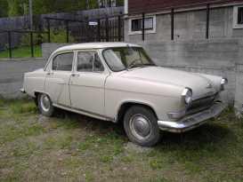 Листвянка 21 Волга 1968