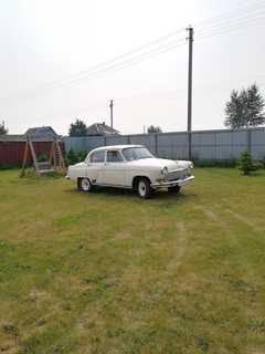 Белово 21 Волга 1969