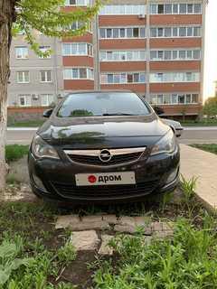 Кумертау Astra 2011