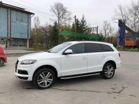 Хабаровск Q7 2012