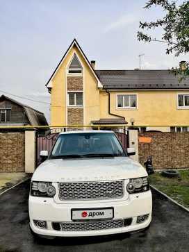 Екатеринбург Range Rover 2012
