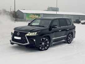 Челябинск Lexus LX570 2013