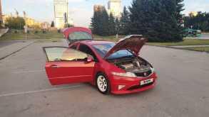 Новосибирск Civic Type R 2007