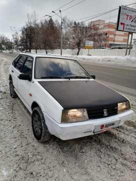 Томск 2109 1999