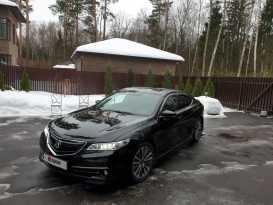 Москва TLX 2014