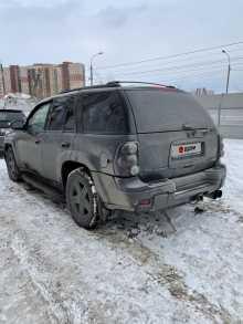 Красноярск TrailBlazer 2002