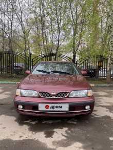 Москва Almera 1998