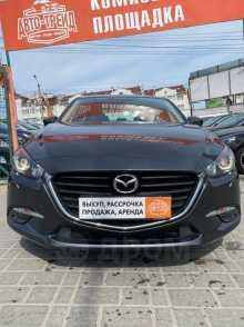 Севастополь Mazda3 2016