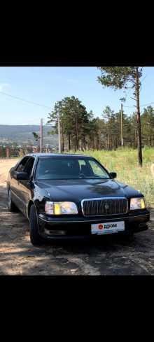 Улан-Удэ Crown Majesta 1997