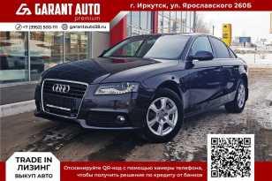 Иркутск Audi A4 2011