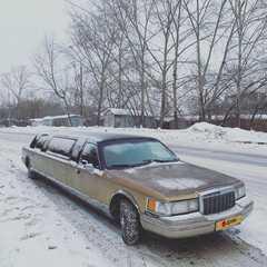 Екатеринбург Town Car 1992