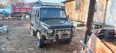 Ленинское ЛуАЗ ЛуАЗ-969 1988