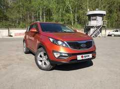 Екатеринбург Sportage 2012