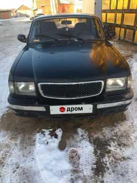 Кубинка 3110 Волга 2000