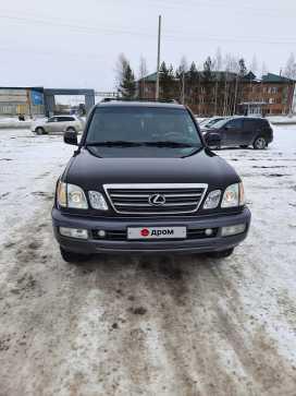 Нижневартовск LX470 2004