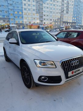 Новый Уренгой Audi Q5 2014
