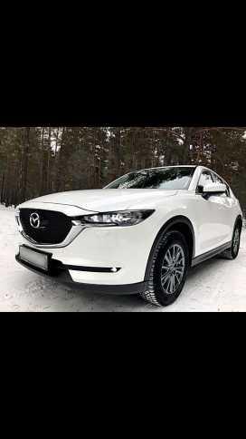 Красноярск Mazda CX-5 2018