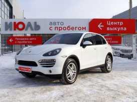Екатеринбург Cayenne 2012