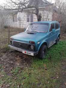Саратовская 4x4 2121 Нива 1983