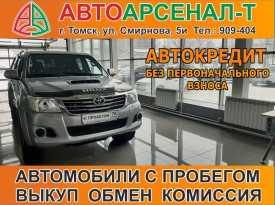 Томск Hilux Pick Up 2014