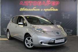 Красноярск Nissan Leaf 2010