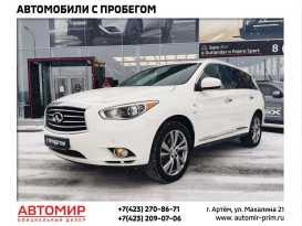Владивосток QX60 2014