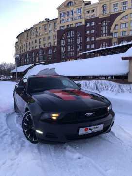 Москва Mustang 2011