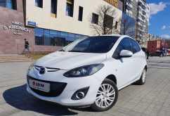 Челябинск Mazda2 2012