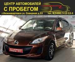 Нижневартовск Mazda3 2012