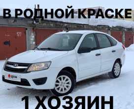 Новокузнецк Лада Гранта 2018