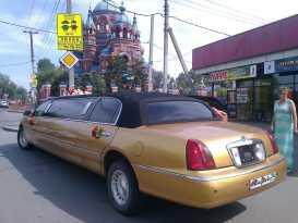 Зима Town Car 1998