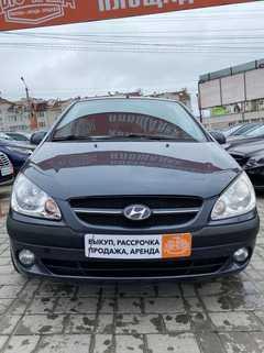 Севастополь Hyundai Getz 2007