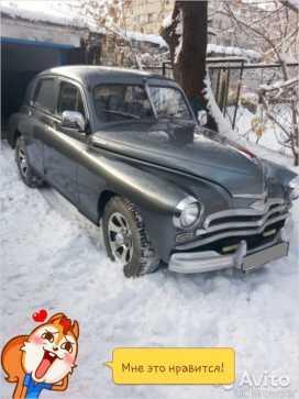 Уссурийск Победа 1952