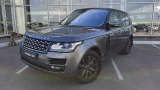 Воронеж Range Rover 2015