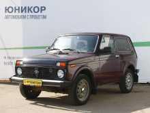 Нижний Новгород 4x4 2121 Нива 2012