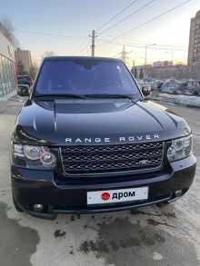 Самара Range Rover 2012