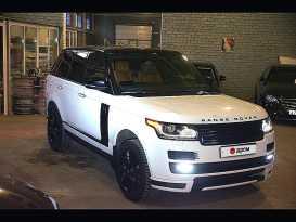 Мурманск Range Rover 2013
