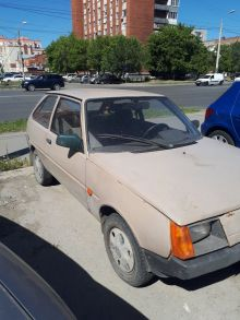 Омск Таврия 1993