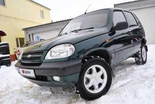 Пенза Niva 2003