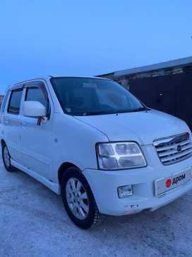 Петропавловск-Камчатский Wagon R Solio 2003