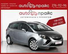 Красноярск Opel Zafira 2013