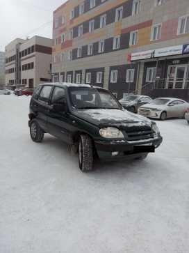 Барнаул Niva 2007