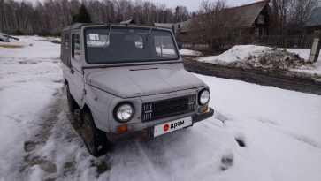 Шалинское ЛуАЗ-969 1991