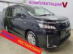 Хабаровск Toyota Voxy 2018
