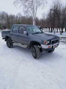Саяногорск Hilux Pick Up 1990