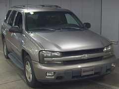 Владивосток TrailBlazer 2003