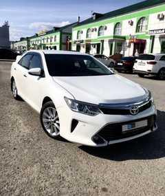 Грозный Toyota Camry 2014